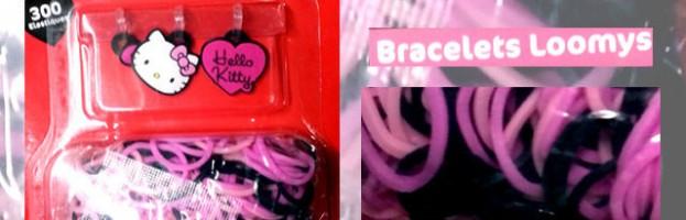 Bracelets avec élastiques colorés : les adultes s'y mettent !