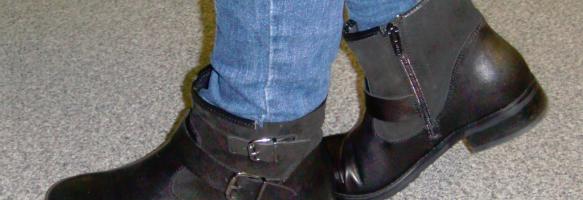 Shopping : mes nouvelles bottines pour l'hiver !