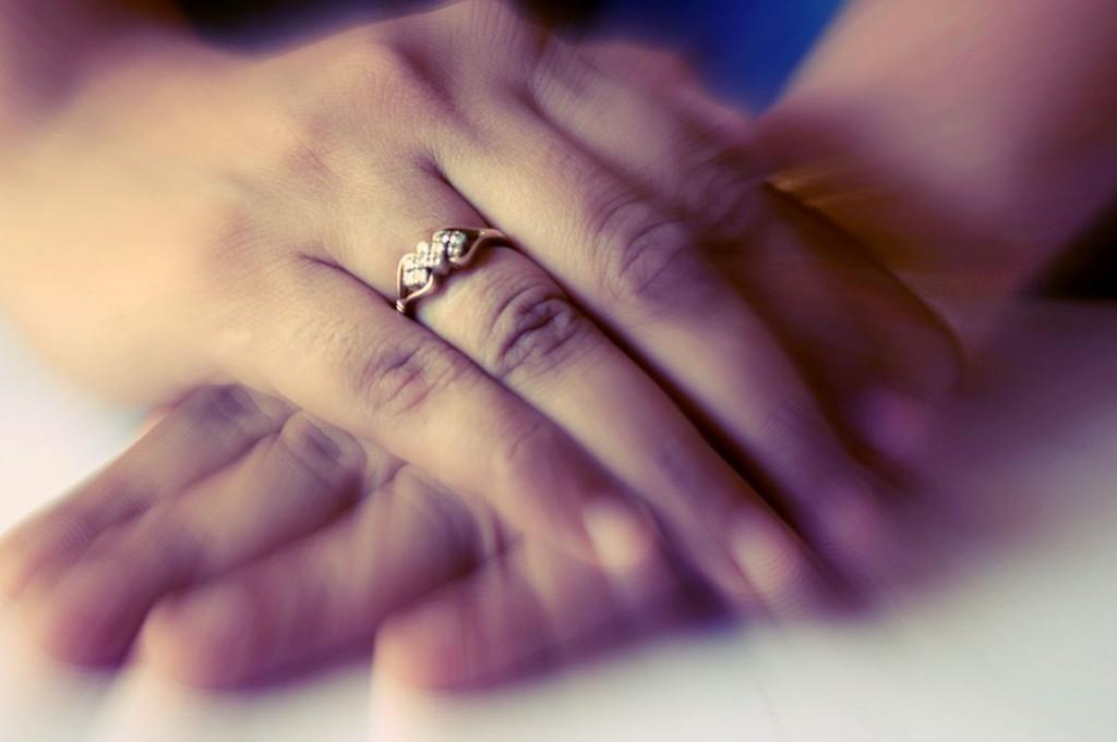 Le solitaire en diamant est le bijou idéal pour une demande en mariage.