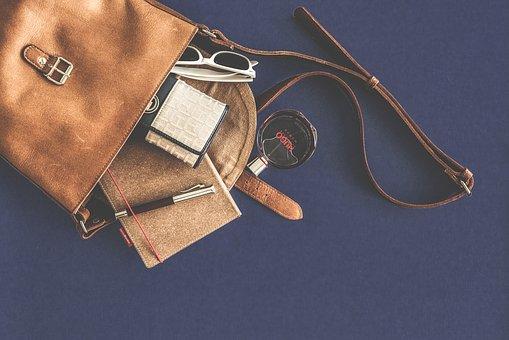sac à main bandouillère