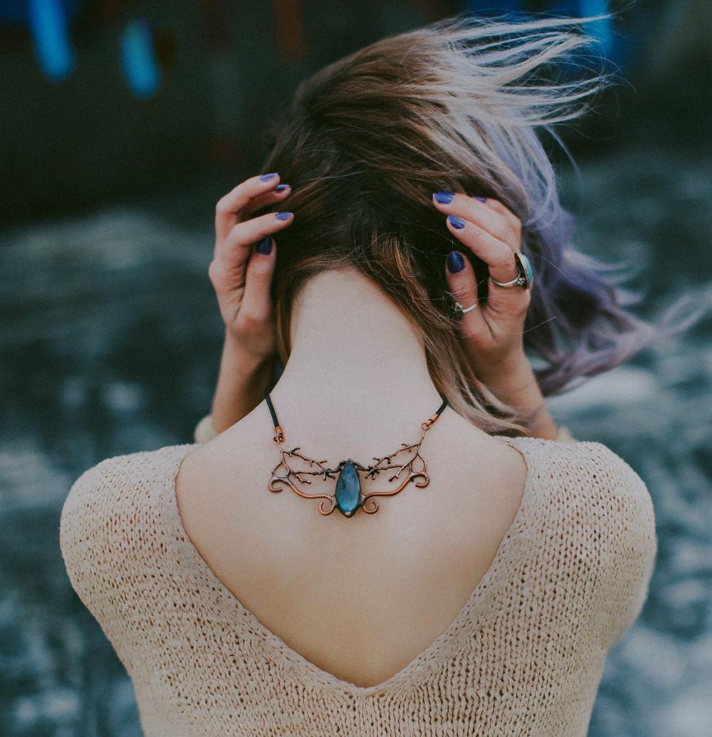 collier fantaisie